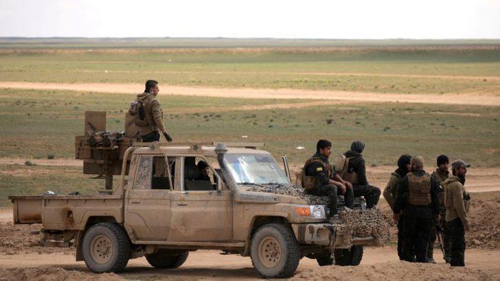 SDG'yle IŞİD Arasında Tahliye Anlaşması Yapıldı İddiası