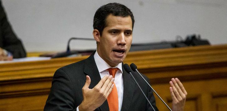 Guaido: Yardım gelmezse ölecek 300 bin Venezuelalı var