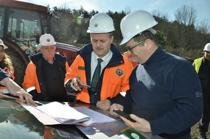 Yenice Orman İşletme Müdürlüğünde FSC denetimleri başladı