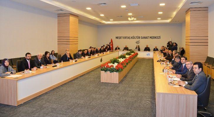 Bağımlılıkla Mücadele İl Koordinasyon Kurulu, toplantısı yapıldı
