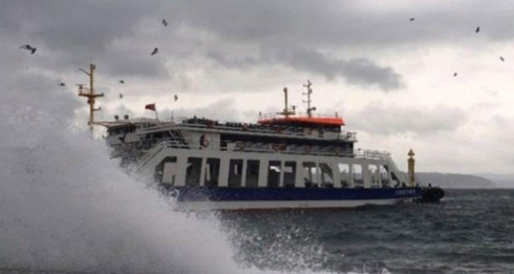 Bursa Deniz Otobüsleri bazı seferlerini iptal etti