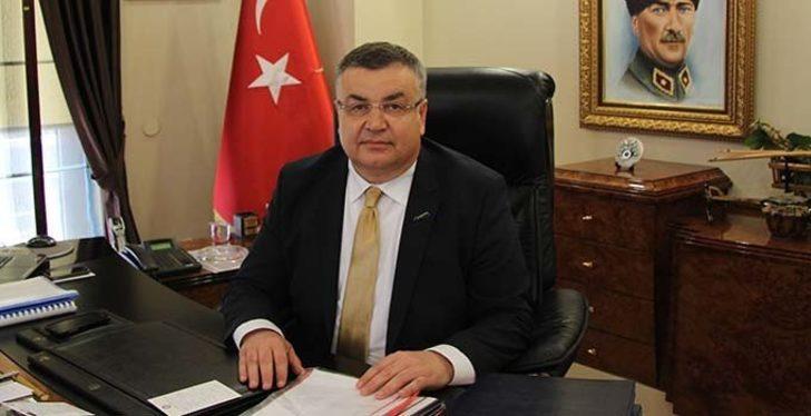 Kırklareli Belediye Başkanı Kesimoğlu, partisinden istifa etti