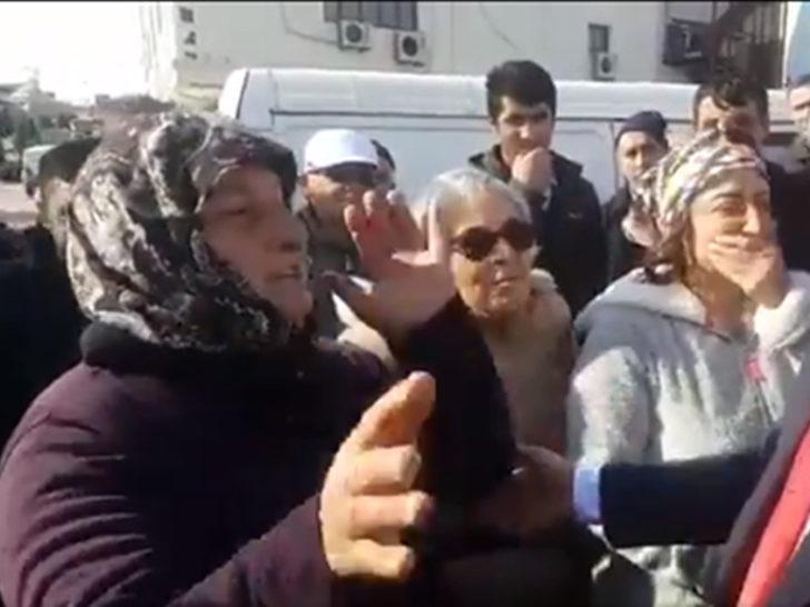 'Daha da AK Parti'ye oy vermem' diyen Rizeli teyze konuştu