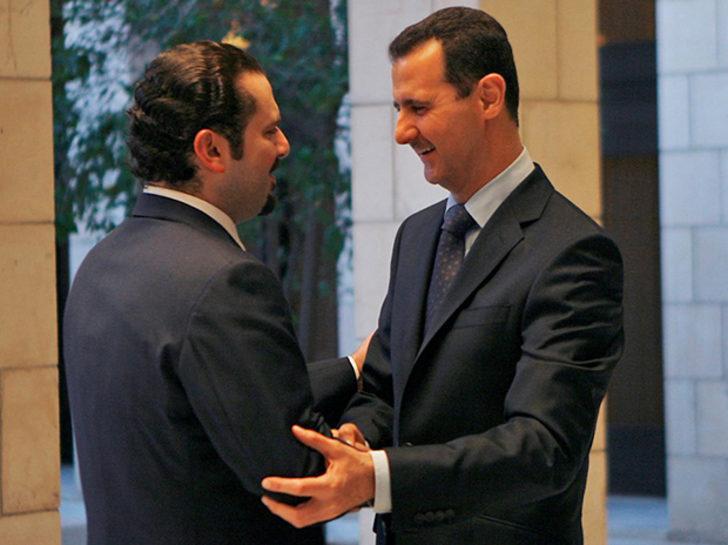 Hariri: Esad'la el sıkıştığımda hayatımın en zor anlarından birini yaşadım