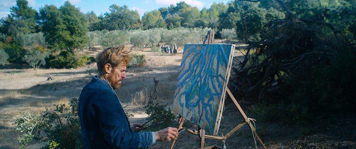 Van Gogh: Sonsuzluğun Kapısında (At Eternity's Gate)
