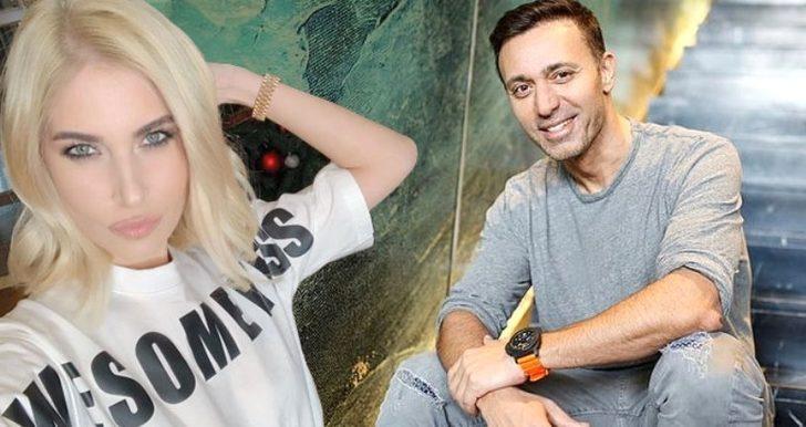 Mustafa Sandal'ın sevgilisi Melis Sütşurup aşka geldi