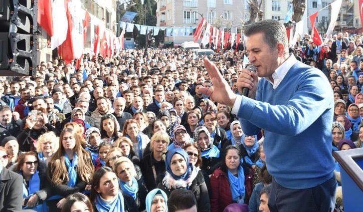 Mustafa Sarıgül'den 'E-dershane' sözü