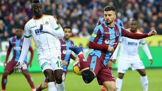 Trabzon'a evinde şok! Fırtına'yı Cisse dağıttı