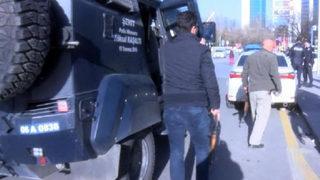 Ankara'da hareketlilik! Pompalı tüfekle...