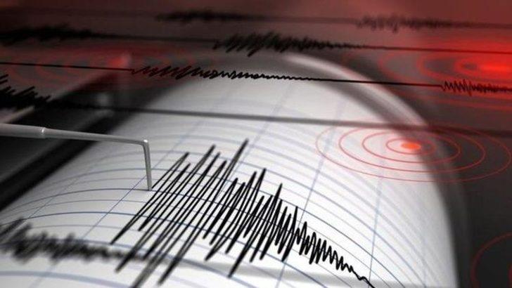 Denizli Acıpayam'da 4,3 büyüklüğünde deprem (AFAD-Kandilli Rasathanesi Son Depremler)