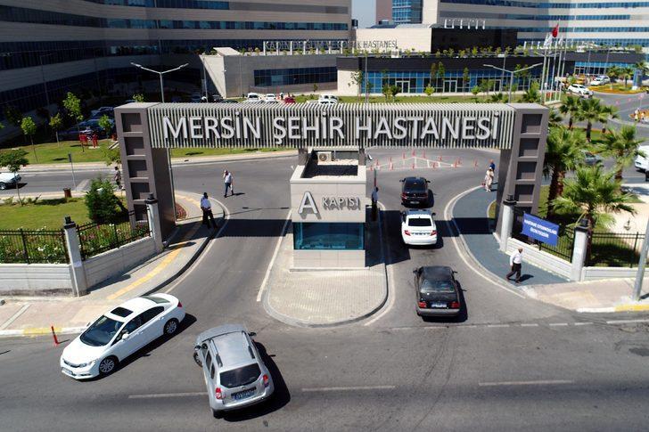 Mersin şehir Hastanesi Bölgenin En çok Organ Bağışlananı Sağlık
