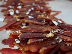 Dalyan havyarı İtalyan ve Amerikan mutfaklarını süslüyor