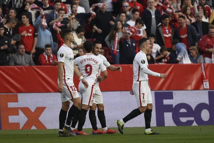 Sevilla rövanşta da güldü
