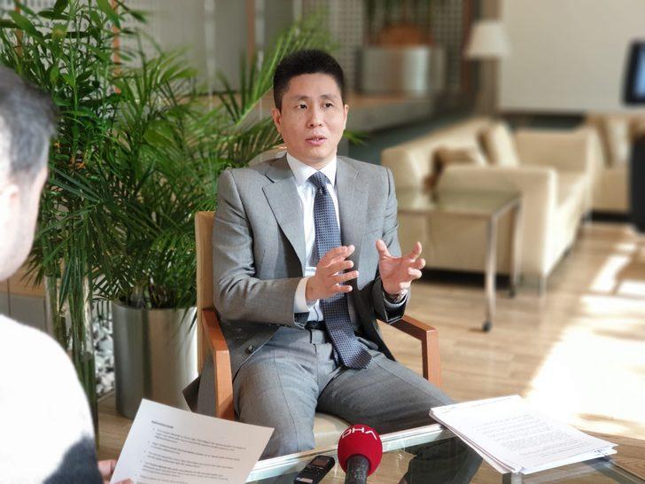 Çin Başkonsolosu Wei: Toplama kampı değil, mesleki eğitim merkezi