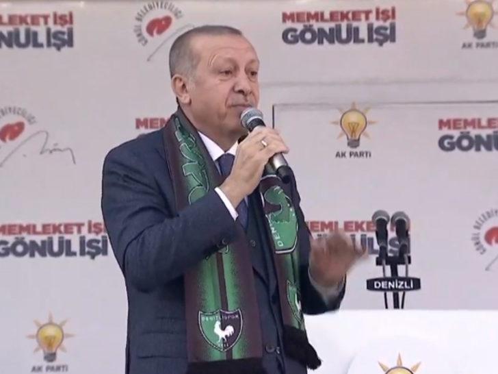 Erdoğan'dan Kemal Derviş çıkışı: Nerede o zat?