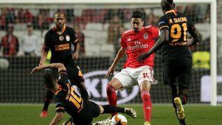 Galatasaray'da Mbaye Diagne şoke etti