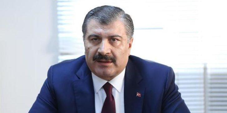 Sağlık Bakanı'ndan 'salgın' açıklaması