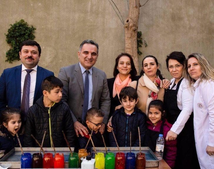 Mehmet Akif Ersoy Ortaokulundan anlamlı proje