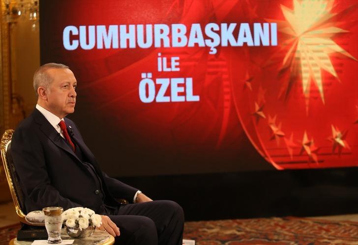 Cumhurbaşkanı Erdoğan'dan canlı yayında Kaşıkçı cinayeti açıklaması!