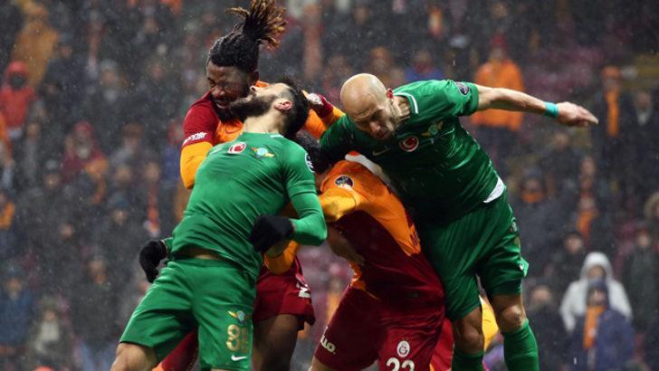 Galatasaray 1 - 0 Akhisarspor