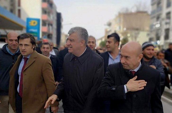 "CHP'li Ali Engin: ""Narlıdere'de koşar adım iktidara ulaşacağız"""