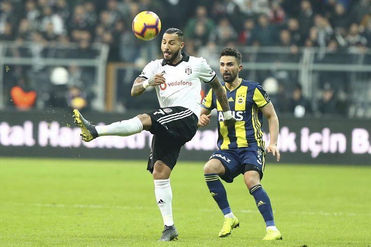 Beşiktaş - Fenerbahçe derbisinin ardından Burak Yılmaz ve Quaresma açıklamalarda bulundu