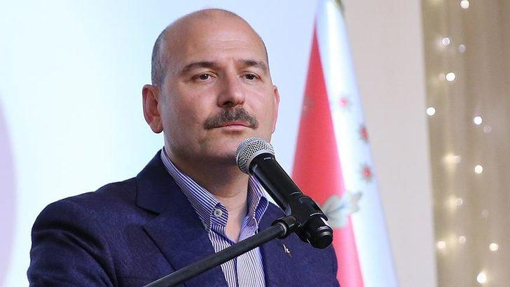 Bakan Soylu açıkladı: Salı günü tüm Türkiye'de denetleme gerçekleştirilecek