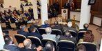 Zeybekci, borsa üyelerine projelerini anlattı