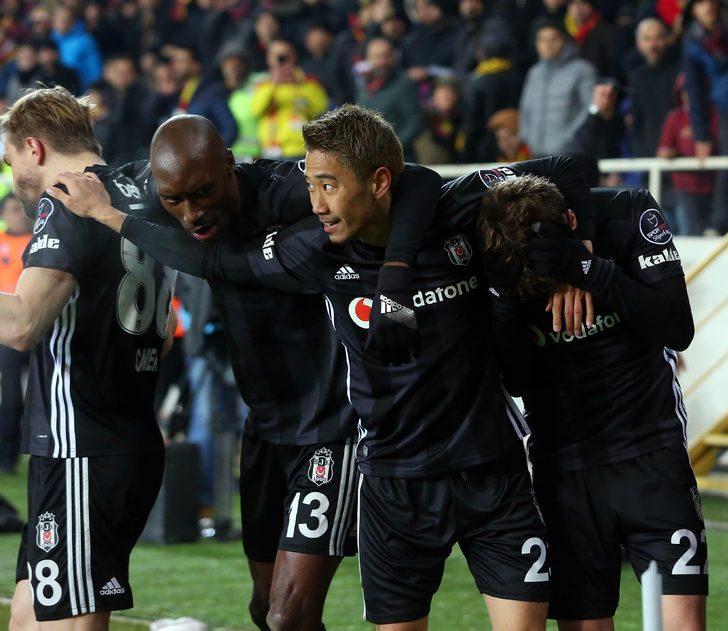 Shinji Kagawa: Beşiktaş'a çok isteyerek ve arzulayarak geldim