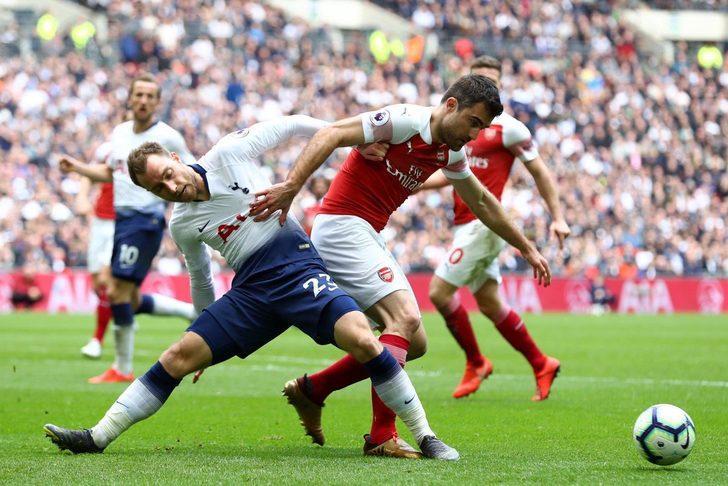 Tottenham Hotspur 1 - 1 Arsenal