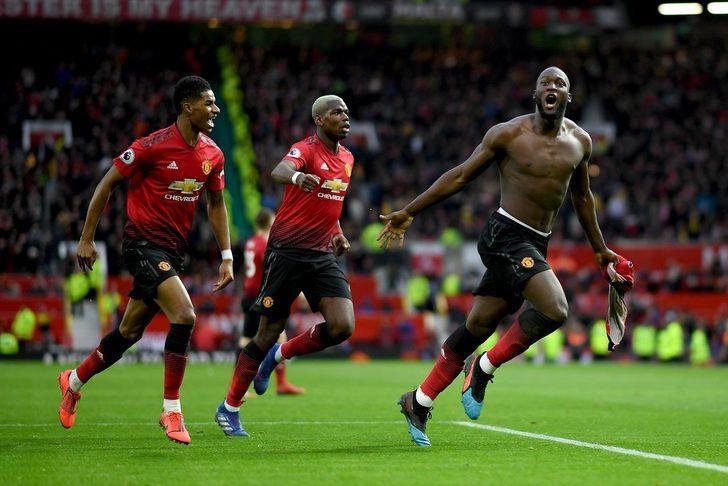 Manchester United 3 - 2 Southampton