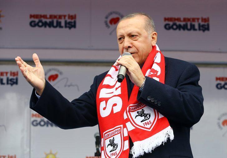 Erdoğan'dan sert sözler: AK Partili olsa bir dakika tutmam