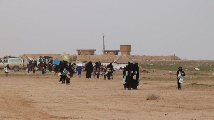 Suriye'de Yakalanan 8 Amerikalı İade Edildi