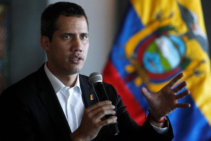 Juan Guaido bugün Venezuela'ya geri dönüyor