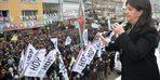 HDP'li Buldan, Hakkari'de konuştu (2)