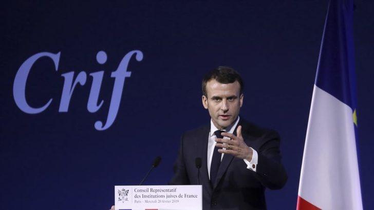 Macron'dan Avrupa Rönesansı Önerisi