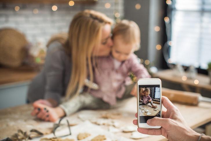 Sosyal medyadaki ''süper anneler'' sizi yanıltmasın