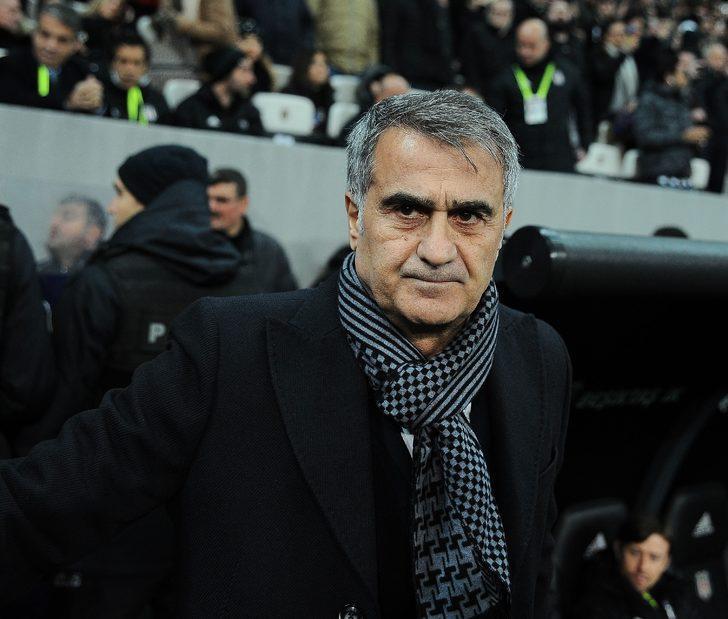 Beşiktaş'ta Şenol Güneş basın toplantısı düzenleyecek