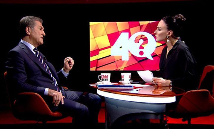 Mustafa Sarıgül DSP Genel Başkanlığı'na aday olacak mı? Canlı yayında önemli açıklamalar
