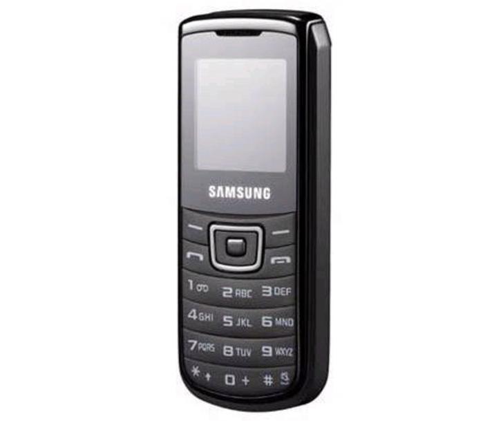 8- Samsung E1100