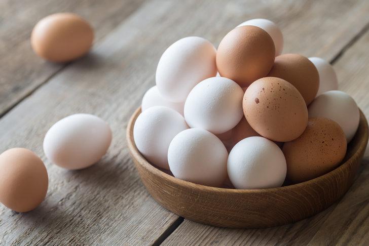 Kahverengi yumurtalar beyazlardan daha sağlıklıdır
