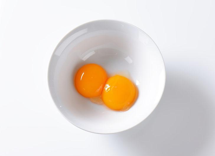 Sarının rengi yumurtanın kalitesini belirler