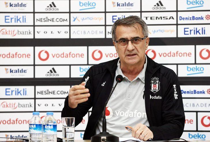 Şenol Güneş'ten A Milli Takım ve Beşiktaş açıklaması: Onlara hakkımı helal etmiyorum