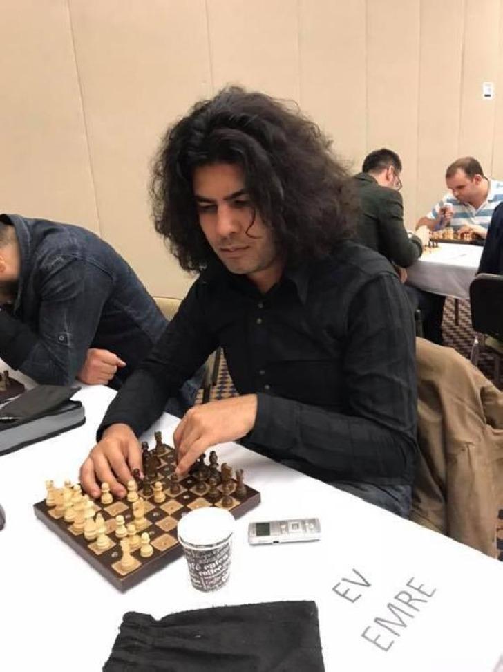 Milli satranççı Emre Ev hayatını kaybetti