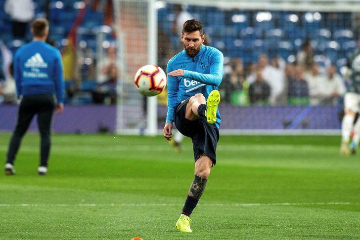 Lionel Messi 9 ay sonra Arjantin Milli Takımı'na davet edildi