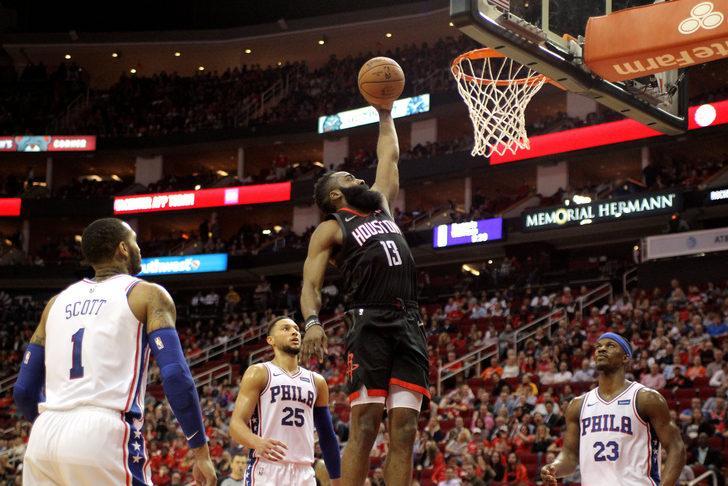 Houston Rockets galibiyet serisini 7 maça çıkardı