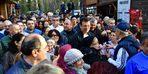 Ekrem İmamoğlu Belgrad Ormanı'nda yürüyüş yaptı