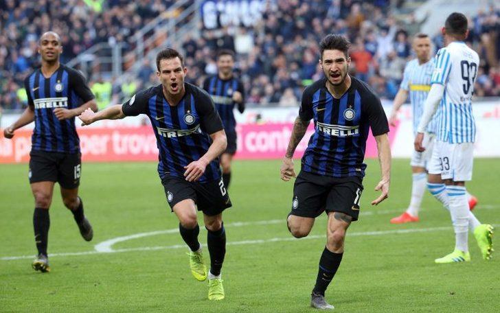 Inter 2 - 0 SPAL