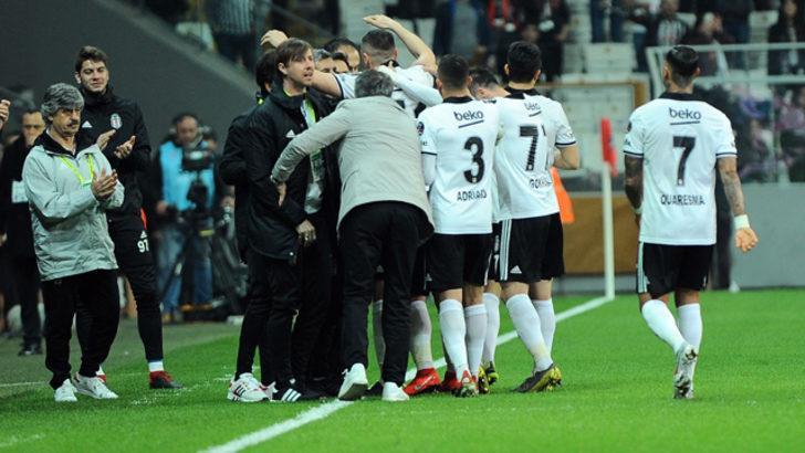 Beşiktaş 3 - 2 Konyaspor