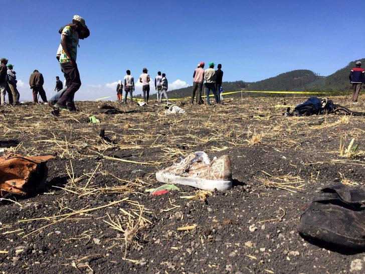 Etiyopya'daki uçak kazasının ardından 'Boeing' uçakları için 'tüm uçuşları durdurun' talimatı